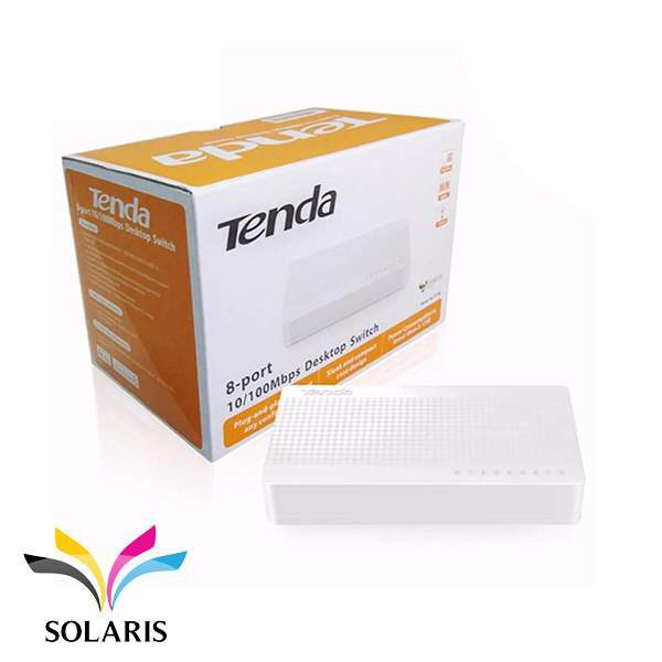 tenda-switch-s108