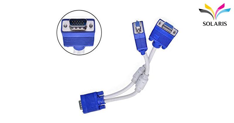 VGA 1 to 2