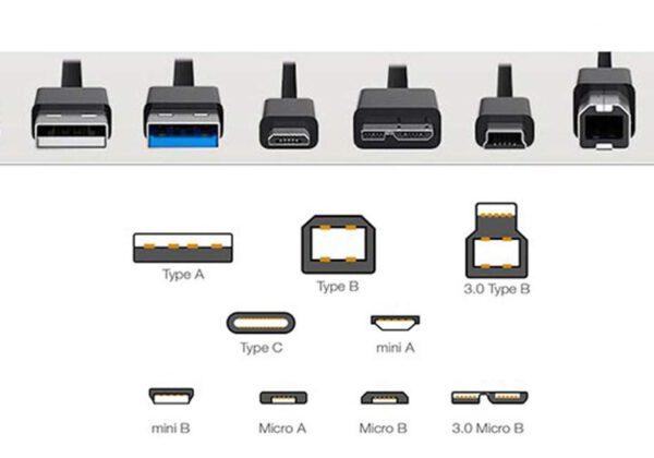 با انواع USB و تکنولوژی Thunderbolt آشنا شوید
