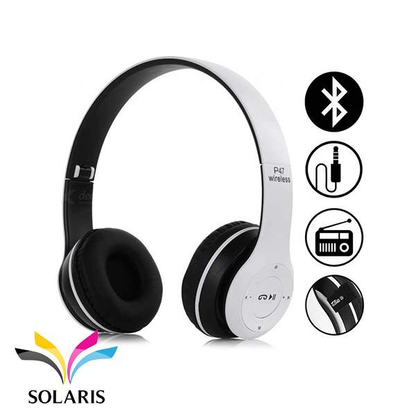headset-bluetooth-p47-white