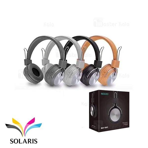 sodo-headphone-sd1001-colors
