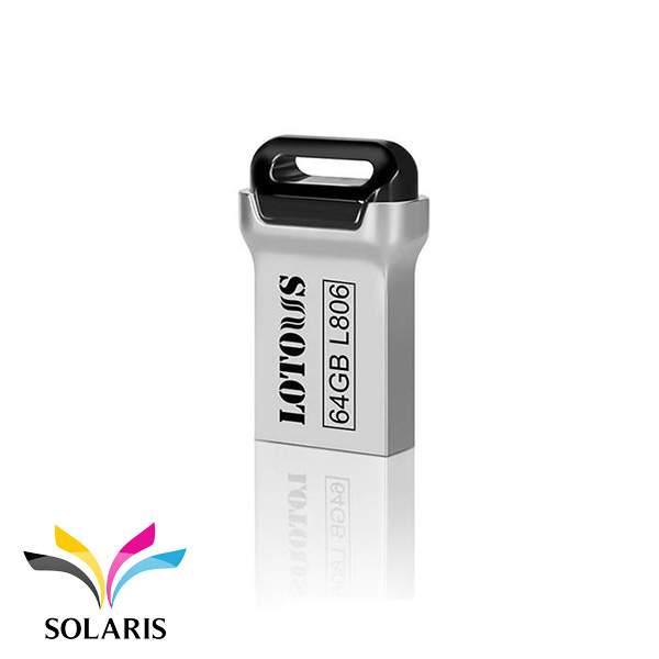 flash-memory-lotous-64gb-l806 فلش ارزان قیمت لوتوس