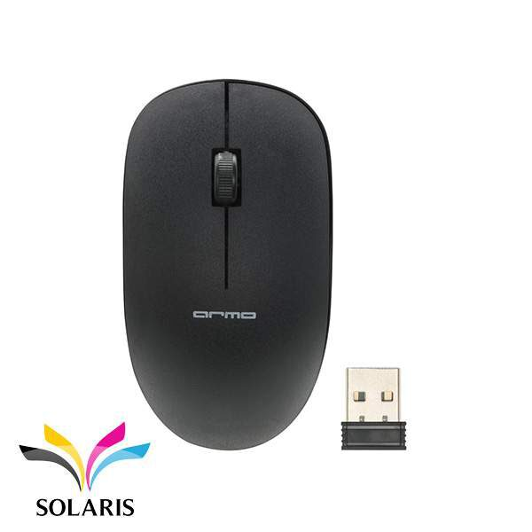mouse-armo-m11w-black