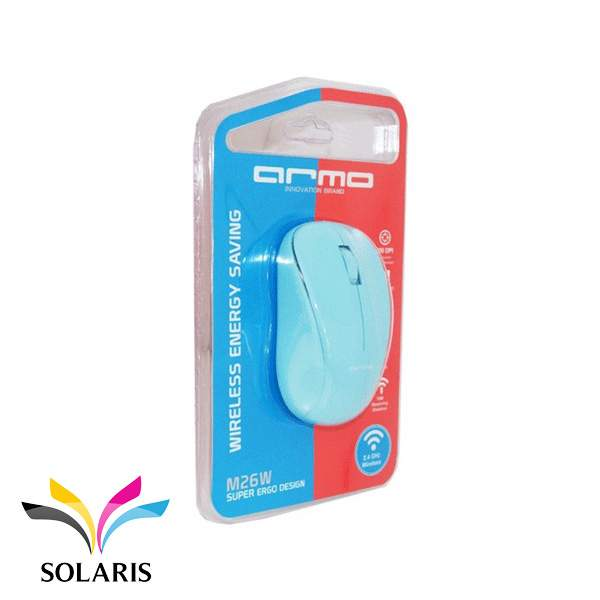 mouse-armo-m26w-blue