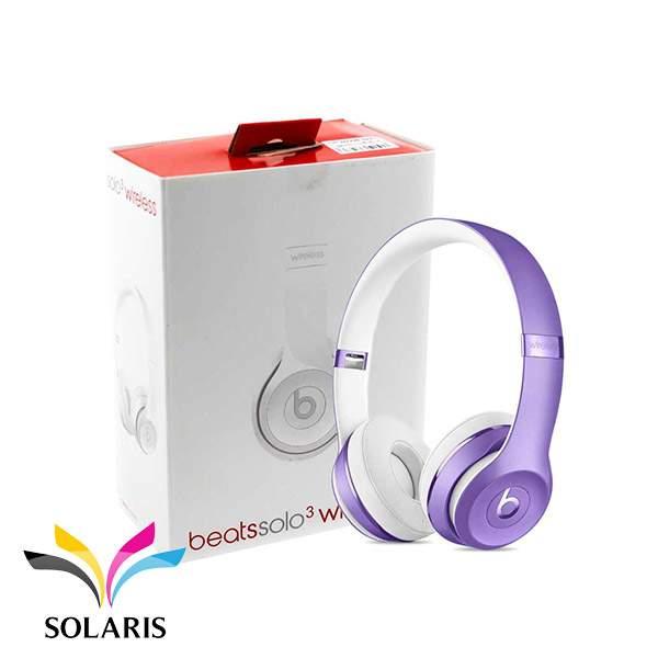 headphone-wireless-beats-solo3-purple-white