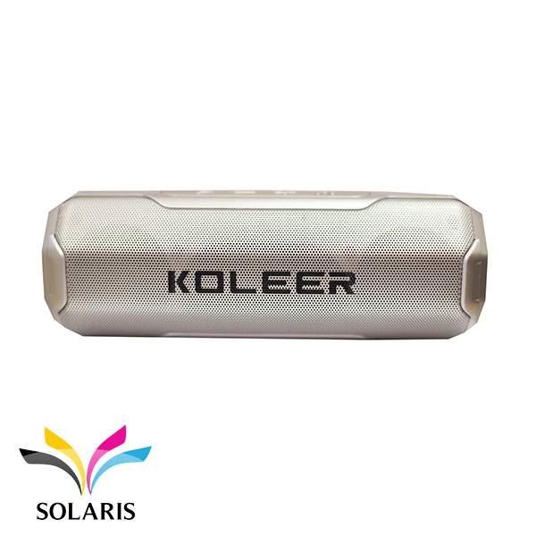 speaker-portable-koleer-s218-silver
