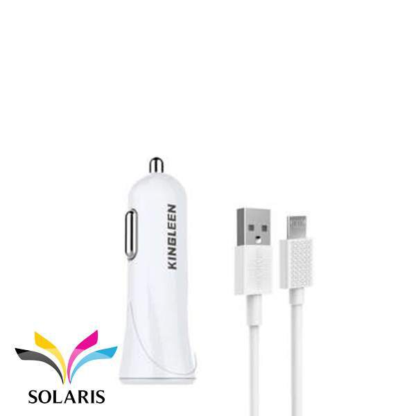 car-charger-kingleen-c902-with-micro-usb-cable