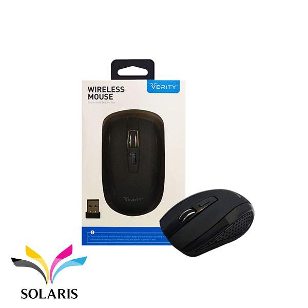 mouse-wireless-ms-4113-black