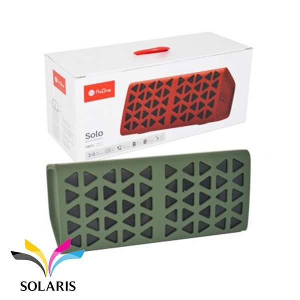 speaker-proone-solo