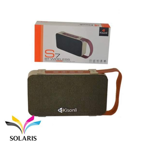 kisonli-speaker-s7-box