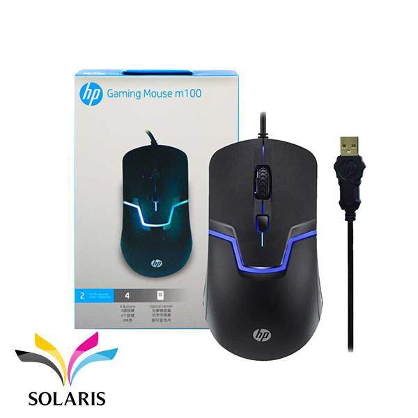 mouse-gaming-hp-m100-box