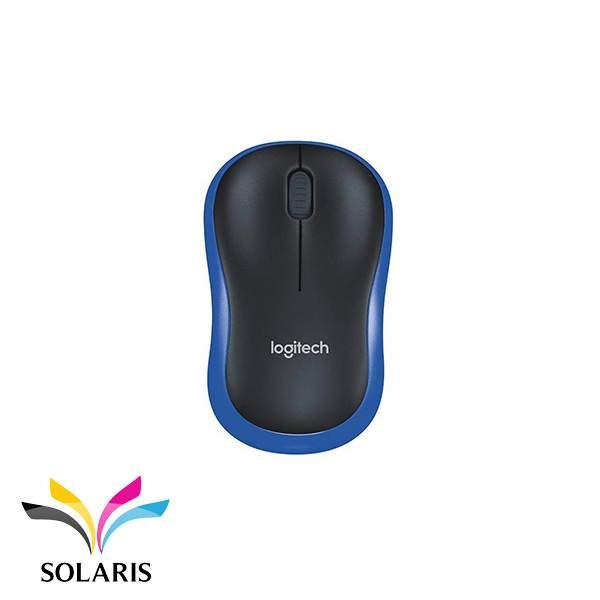 mouse-wireless-logitech-m186-blue