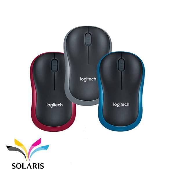 mouse-wireless-logitech-m186-colors