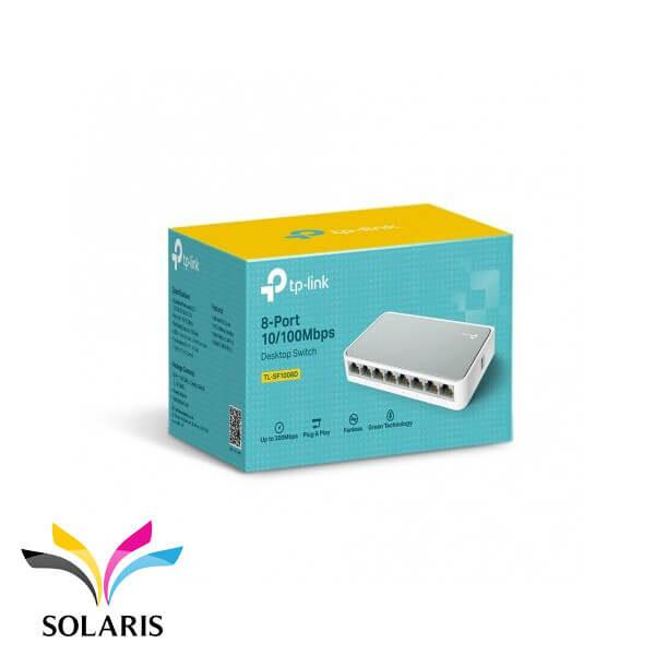 port-switch-tplink-10-100-sf1008d