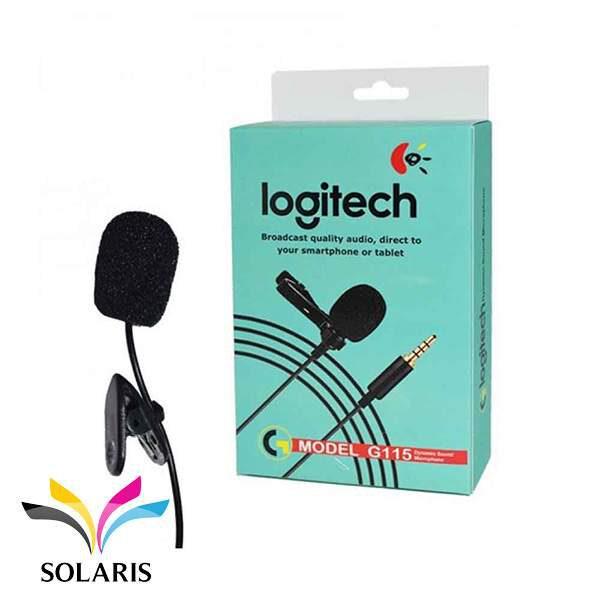 microphone-logitech-g115