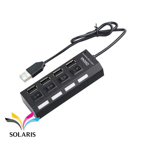 usb-hub-4ports-diana-with-key