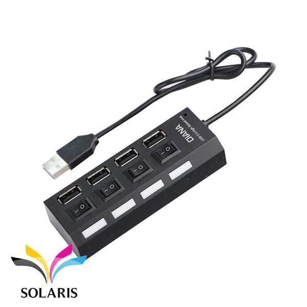 usb-hub-4ports-diana-with-key