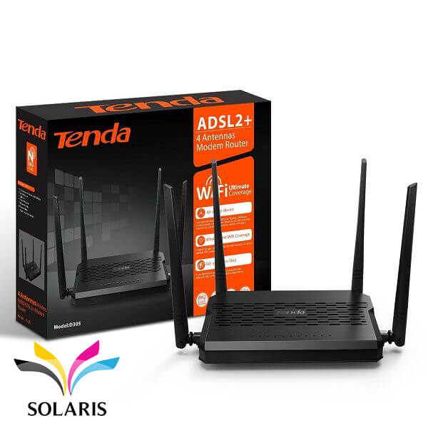 tenda-modem-d305