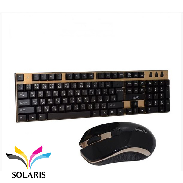 keyboard-mouse-havit-581