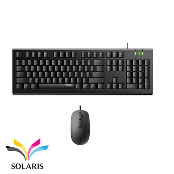 keyboard-mouse-rapoo-x120